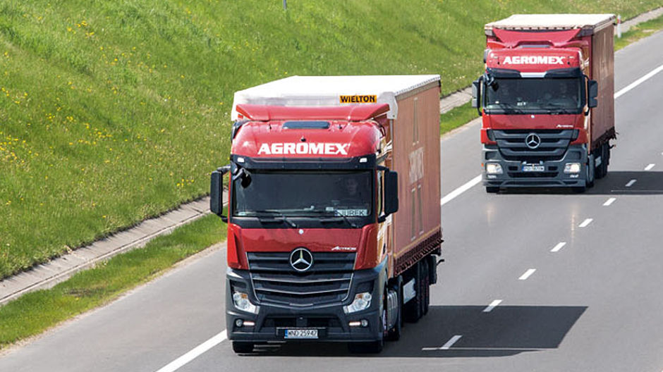 2016 model Mercedes Benz Actros ve Arocs (120)