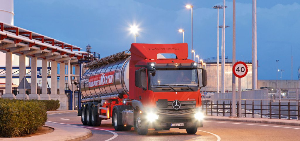 2016 model Mercedes Benz Actros ve Arocs (129)
