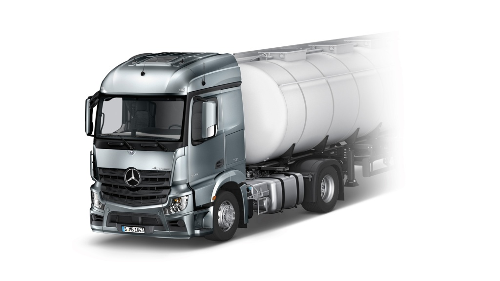 2016 model Mercedes Benz Actros ve Arocs (94)